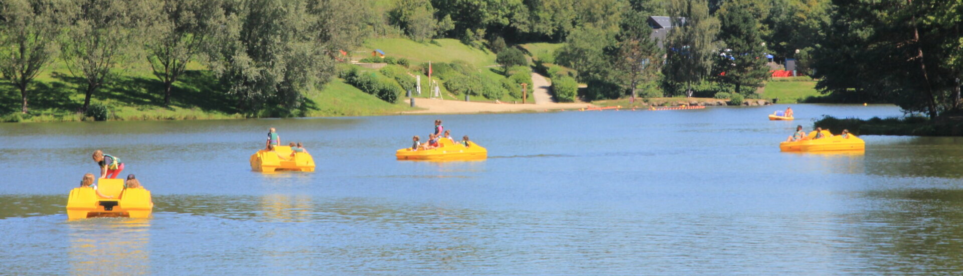 Cantal Camping - Val St Jean Mauriac